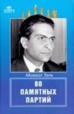 Mikhail Tal.80 pamjatnykh partij