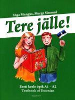 Tere jälle! eesti keele õpik täiskasvanutele inglise keele baasil