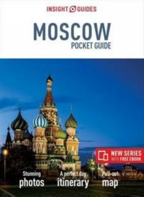 Moscow Pocket Guide. Insight Guides