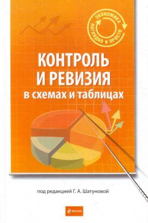 Kontrol i revizija v skhemakh i tablitsakh.