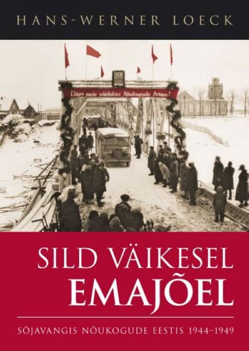 Sild väikesel emajõel. sõjavangis nõukogude eestis