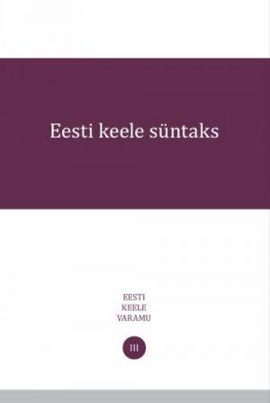 Eesti keele süntaks