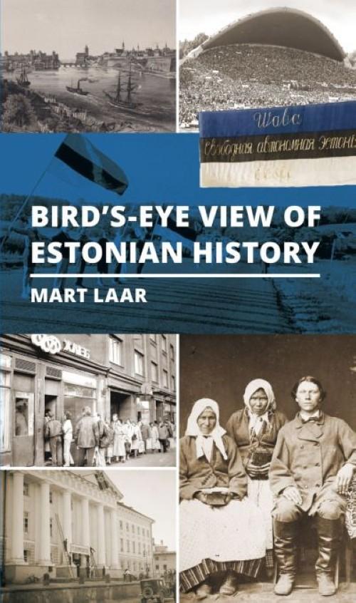 Bird's-eye view of estonian history
