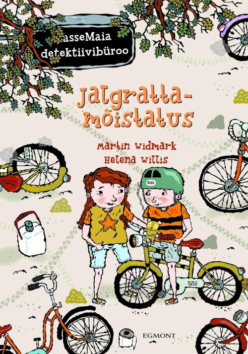 Lassemaia detektiivibüroo. jalgrattamõistatus
