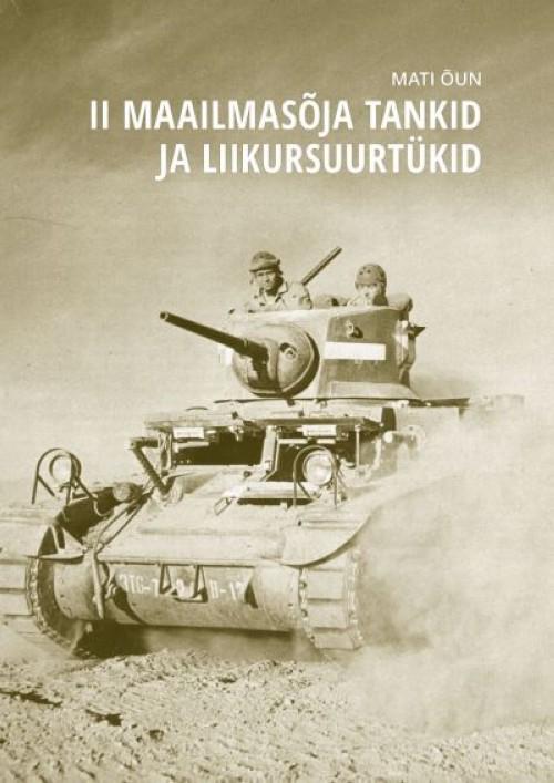 Ii maailmasõja tankid ja liikursuurtükid