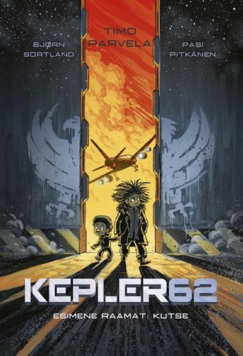 Kepler62. esimene raamat: kutse
