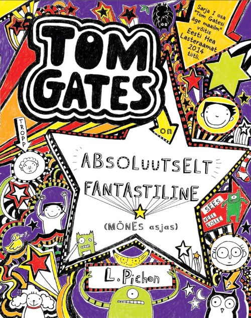 Tom gates on absoluutselt fantastiline (mõnes asjas)