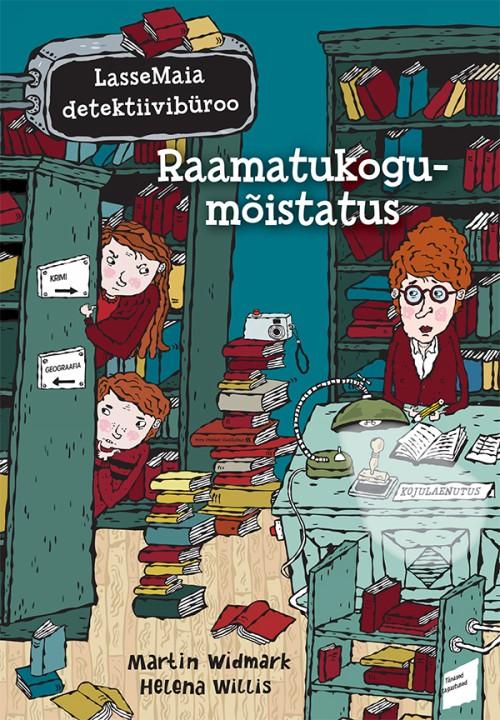 Lassemaia detektiivibüroo. raamatukogumõistatus