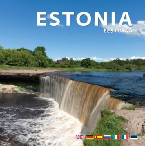 Estonia. värviline pildialbum suur