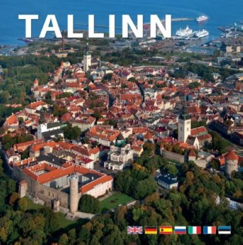 Tallinn. värviline pildialbum suur