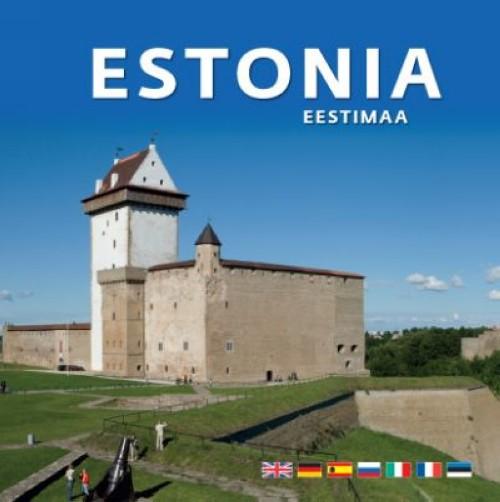 Estonia. värviline pildialbum väike