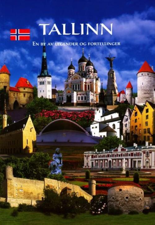 Tallinn. en by av legender og fortellinger
