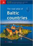 Baltic countries road atlas 1: 200 000