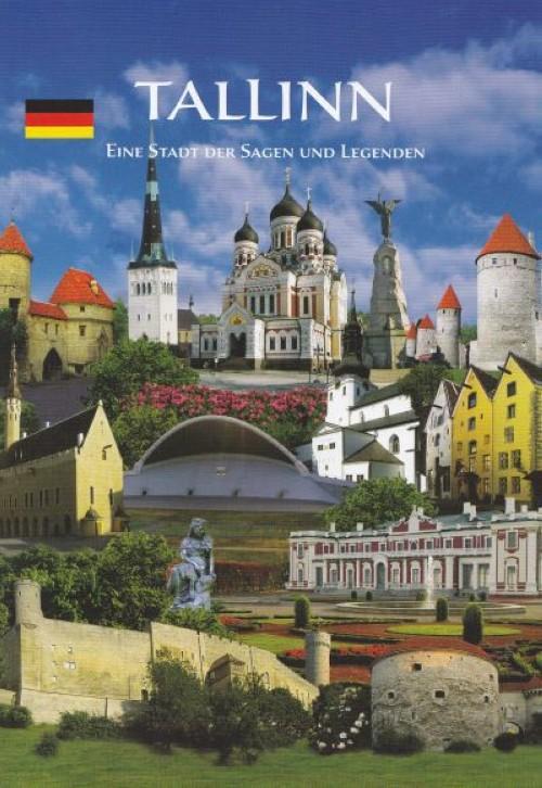 Tallinn. eine stadt der sagen und legenden