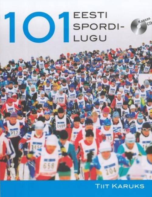 101 eesti spordilugu + cd