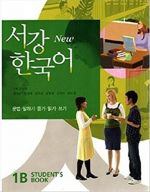 New Sogang Korean 1B. Student's Book. New Sŏgang Han'gugŏ