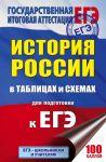 EGE. Istorija Rossii v tablitsakh i skhemakh dlja podgotovki k EGE