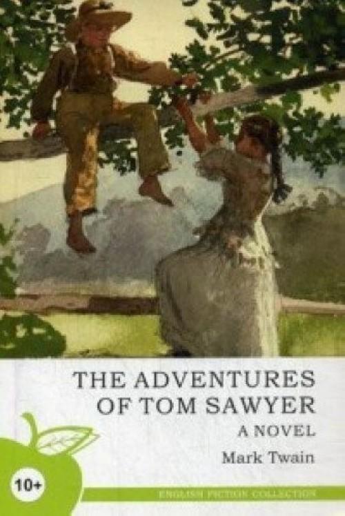Prikljuchenija Toma sojera (na angl.jaz)