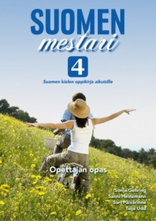 Suomen mestari 4. Teacher's Guide (in Finnish)