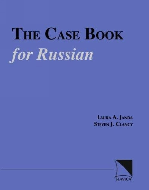 The Case Book for Russian (including interactive CD-ROM for Mac & Windows)
