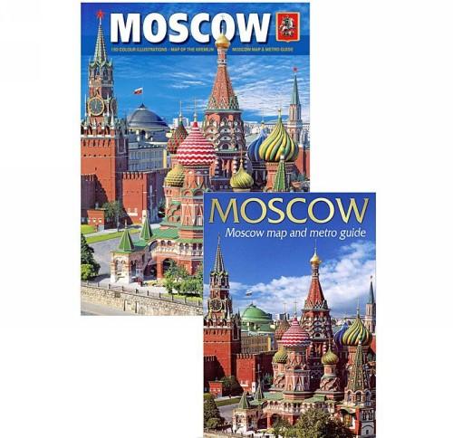 Moscow (+ karta)