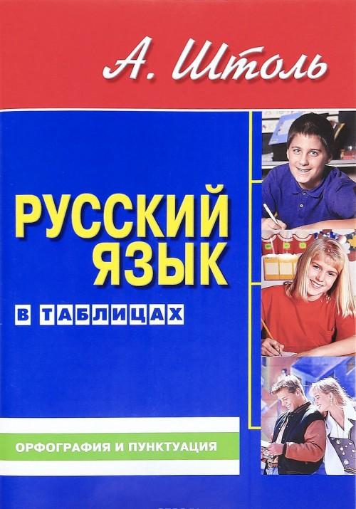 Russkij jazyk v tablitsakh. Orfografija i punktuatsija