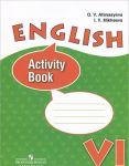 English 6: Activity Book / Английский язык. 6 класс. Рабочая тетрадь