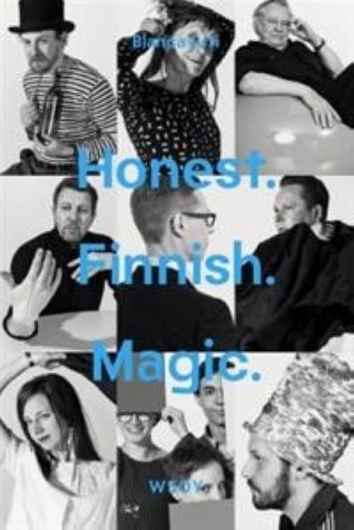 Honest. Finnish. Magic.