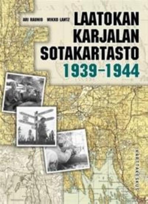 Laatokan Karjalan sotakartasto
