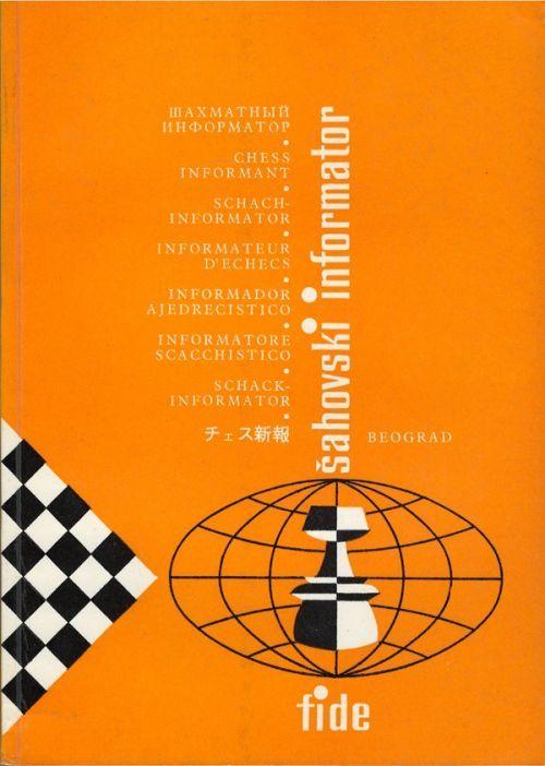 Chess Informant # 23