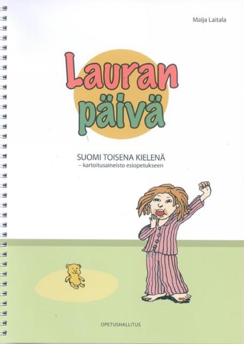 Lauran päivä - Suomi toisena kielenä -kartoitusaineisto esiopetukseen