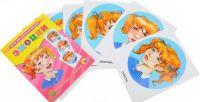 Эмоции (набор из 16 обучающих карточек)