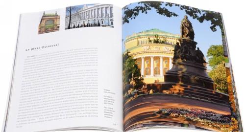 San Petersburgo y Sus Alrededores (+ karta)