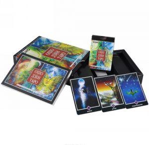 Igra zhizni. Osho Dzen Taro (komplekt iz 2 knig + nabor iz 79 kart)