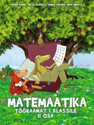 LOTTE MATEMAATIKA TÖÖRAAMAT 1. KL II