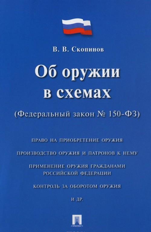 """Federalnyj zakon """"Ob oruzhii"""" v skhemakh. Uchebnoe posobie"""