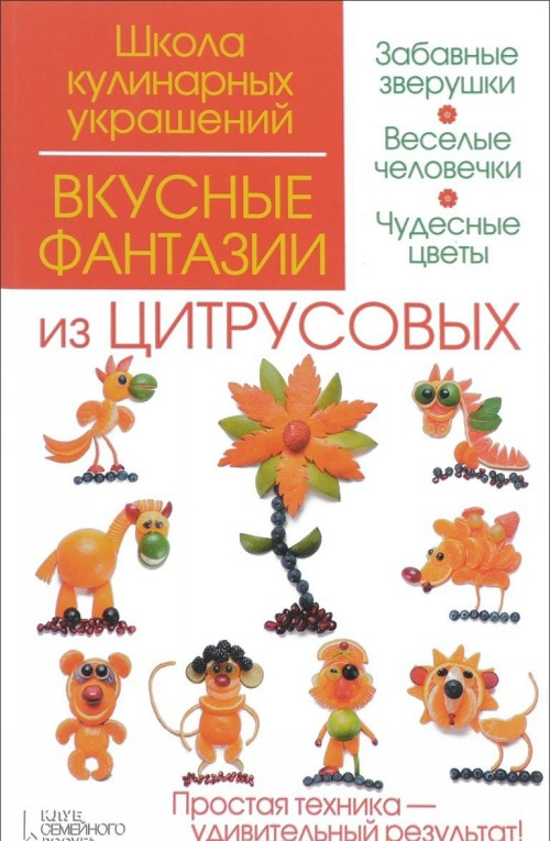 Вкусные фантазии из цитрусовых