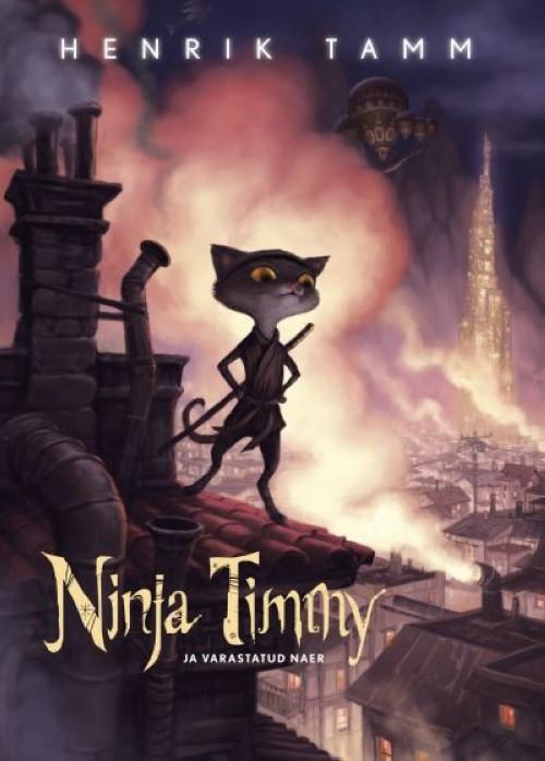 NINJA TIMMY JA VARASTATUD NAER