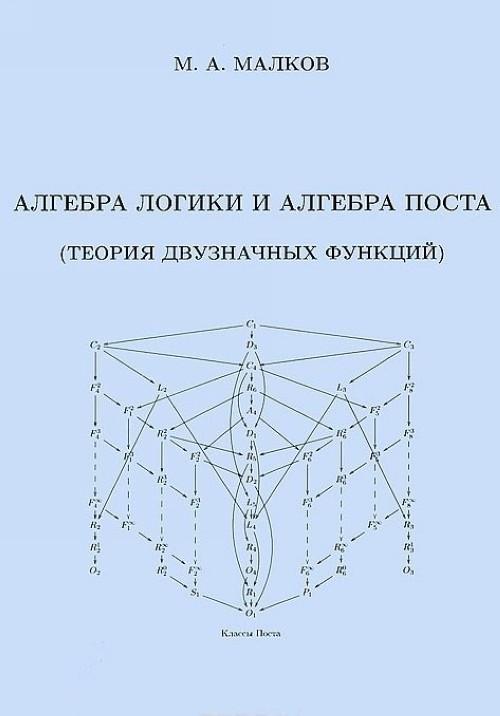 Algebra logiki i algebra Posta (Teorija dvuznachnykh funktsij)