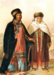 Narody Rossijskoj imperii. Vypusk 4 (nabor iz 15 otkrytok)