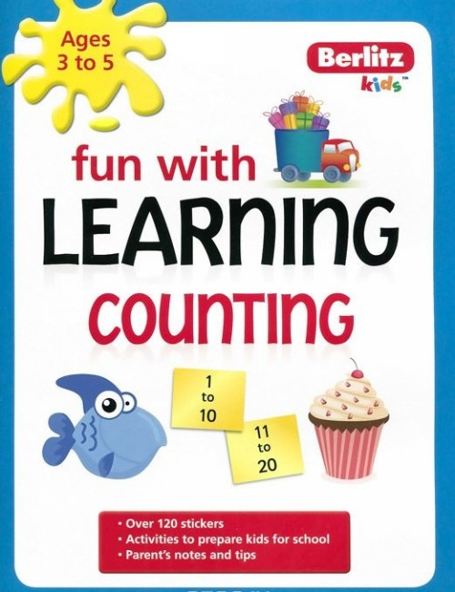 Berlitz Kids: Fun with English Counting