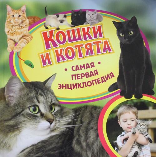 Кошки и котята.