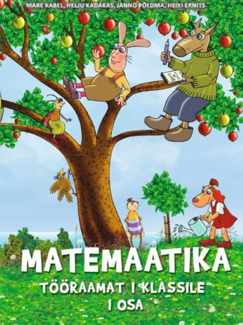 LOTTE MATEMAATIKA TÖÖRAAMAT 1.KL  I