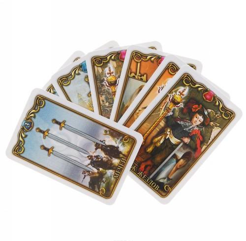 Taro russkikh khudozhnikov (nabor iz 78 kart)