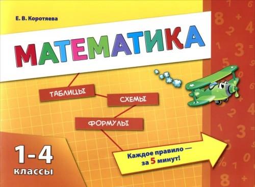 Matematika. 1-4 klassy