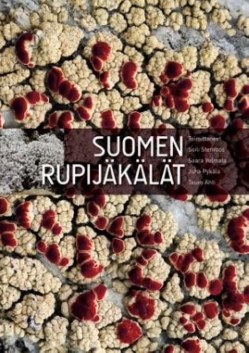 Suomen Rupijäkälät [Crustose Lichens of Finland]