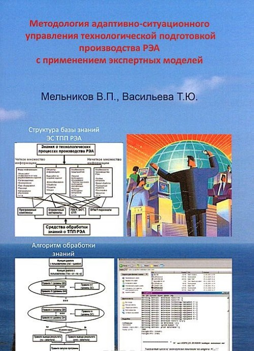 Metodologija adaptivno-situatsionnogo upravlenija tekhnologicheskoj podgotovkoj proizvodstva REA s primeneniem ekspertnykh modelej