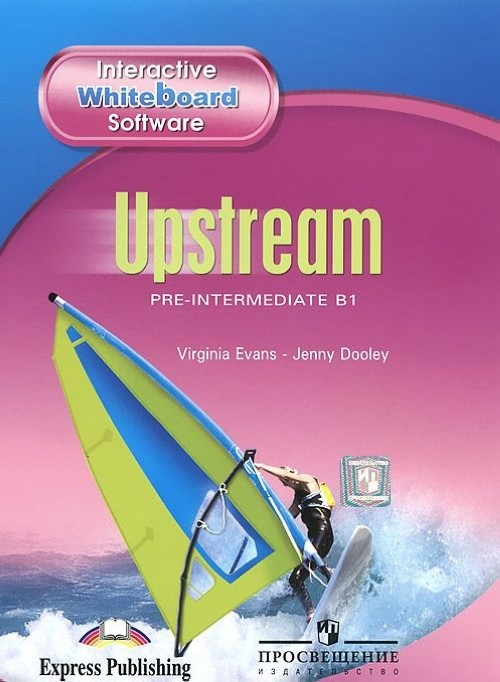Upstream Pre-Intermediate B1: Interactive Whiteboard Software
