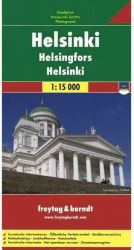 Helsinki: City Map