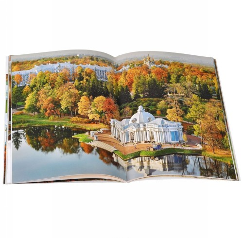 Tsarskoye Selo. Palaces and Parks